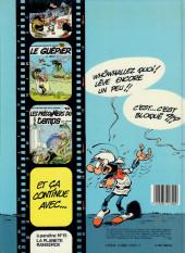 Verso de Les petits hommes -12a1983- Le Guêpier
