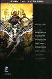 Verso de DC Comics - Le Meilleur des Super-Héros -HS13- Sept soldats de la victoire - 1re partie