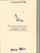 Verso de Les grands Classiques de la BD Historique Vécu - La Collection -1- Les Sept Vies de l'épervier - Tome I : La Blanche morte