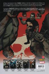 Verso de Punisher (Marvel Deluxe - 2013) -8- Six heures à vivre
