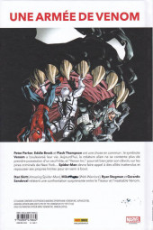 Verso de Marvel Legacy - Spider-Man (Marvel France - 2018) -HS- Venom Inc