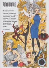 Verso de Divines - Eniale & Dewiela -3- Tome 3