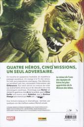 Verso de Defenders (100% Marvel - 2019) - La Meilleure Défense