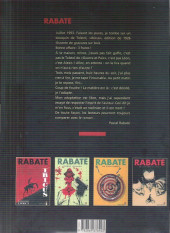 Verso de Ibicus -1a2000- Livre 1