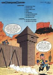 Verso de Les tuniques Bleues -9- La grande patrouille