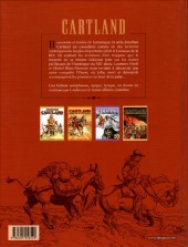 Verso de Jonathan Cartland -INT1- L'intégrale - 1