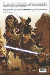 Verso de Star Wars - Kanan -INT- Le Dernier Padawan