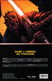 Verso de Star Wars - L'ère de la République -2- Les Vilains