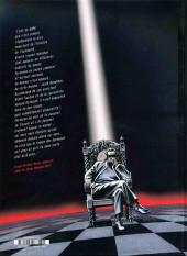 Verso de ApocalypseMania -INT2- Le Cycle des Épreuves
