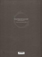 Verso de La horde du Contrevent -2TL- L'Escadre frêle