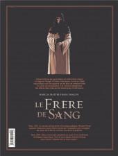 Verso de Marcas, maître franc-maçon -INT2- Le frère de sang