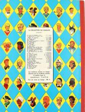 Verso de Alix -5'- La griffe noire