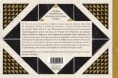 Verso de (AUT) Ruiz, Cécilia - Le livre des morts extraordinaires