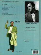 Verso de Blake et Mortimer (Les Aventures de) -8a1998- S.O.S. météores