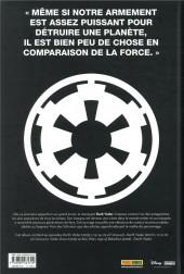 Verso de Star Wars - Je suis Dark Vador - Je suis Dark Vador