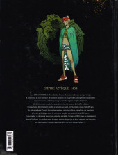 Verso de Le serpent et la Lance -1- Acte 1 - Ombre-montagne