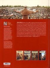 Verso de Un pape dans l'histoire -3- Jean-Paul II - N'ayez pas peur !