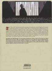 Verso de Glénat 9 1/2 (Collection) -3- Alfred Hitchcock - 1 - L'Homme de Londres