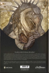 Verso de Dark Crystal (The Power of the) -2- The Power of the Dark Crystal