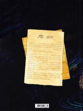 Verso de Jules Verne et l'Astrolabe d'Uranie -INT- Intégrale