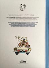 Verso de Spirou et Fantasio -25TT- Le gri-gri du Niokolo Koba