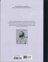 Verso de Les grands Classiques de la Bande Dessinée érotique - La Collection -9193- Gwendoline - Tome 1