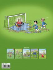 Verso de Les foot Furieux Kids -5- Tome 5
