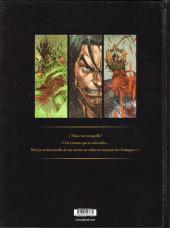 Verso de Conan le Cimmérien -8- Le Peuple du cercle noir