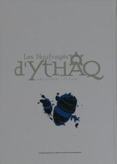Verso de Les naufragés d'Ythaq -14CC- Le joyau du génie