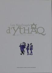 Verso de Les naufragés d'Ythaq -15CC- Imperator express