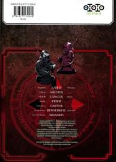 Verso de Fate/Apocrypha -6- Tome 6