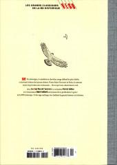 Verso de Les grands Classiques de la BD Historique Vécu - La Collection -2- Les Sept Vies de l'épervier - Tome II : Le Temps des chiens