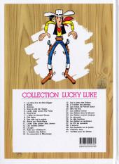 Verso de Lucky Luke -21d2019- Les collines noires