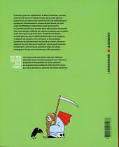 Verso de Histoire dessinée de la France -8- À la vie, à la mort - Des rois maudits à la guerre de Cent Ans