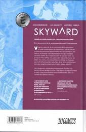 Verso de Skyward -1- Ma vie en apesanteur
