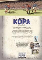 Verso de Raymond Kopa : L'inoubliable