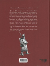 Verso de Le linceul du vieux monde -INT- L'intégrale