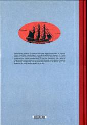 Verso de Barbe-Rouge (L'intégrale - Nouvelle édition) -Special01- Le démon des caraïbes