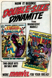 Verso de Chamber of Darkness (Marvel - 1969) -Special01- 5 tales of maddening magic!