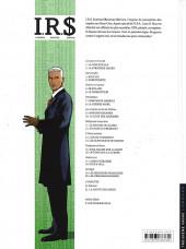 Verso de I.R.$ -0HS- Les dossiers max