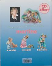 Verso de Martine (Les plus belles histoires de) -3- Des amis formidables !