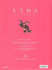 Verso de Aâma - Tome INT