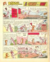 Verso de Vaillant (le journal le plus captivant) -1210- Vaillant