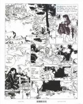 Verso de A la recherche de Peter Pan -INTNB- À la recherche de Peter Pan