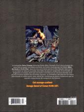 Verso de Savage Sword of Conan (The) - La Collection (Hachette) -53- Le sang des frères