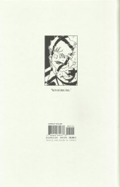 Verso de Dark Knight III: The Master Race (2016) -2HC- Book Two
