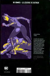Verso de DC Comics - La légende de Batman -HS09- Gotham Central - 3e partie