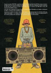 Verso de Hip Hop Family Tree -4- 1984-1985