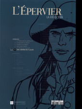 Verso de L'Épervier (Eaglemoss) -6- Les larmes de tlaloc