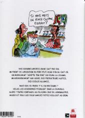 Verso de Temps de cochon en Bretagne